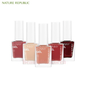 NATURE REPUBLIC Sunny Gel Nail 8.5ml [2018]